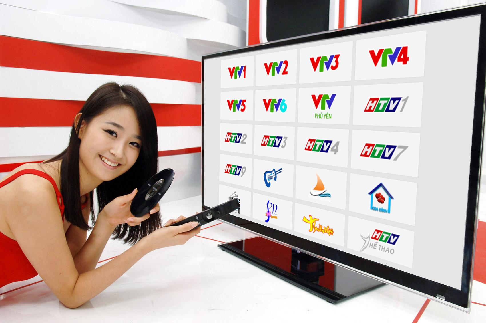 Bảng giá quảng cáo truyền hình trên HTV