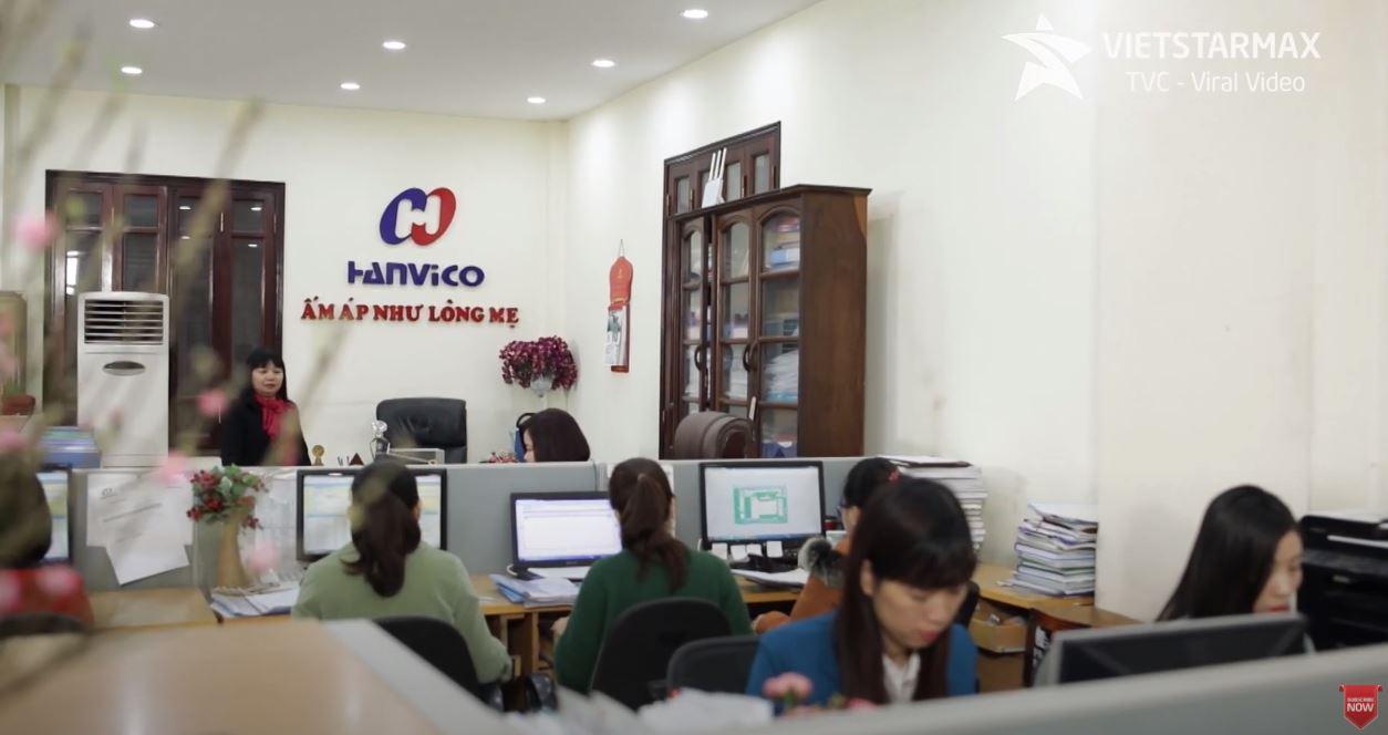 phim doanh nghiệp chúc xuân đệm hanvico