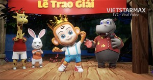 tvc quảng cáo 3D biofil Kiddy