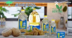 TVC quảng cáo dầu dừa nấu ăn Vietcoco